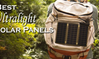 best ultralight solar panels