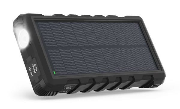 RAVpower 25000 solar phone charger