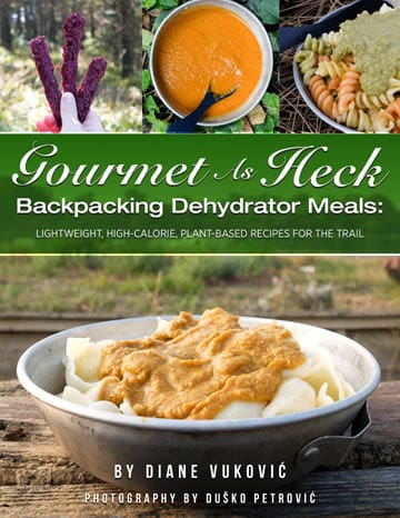 Dehydrate Backpacking Food ebook