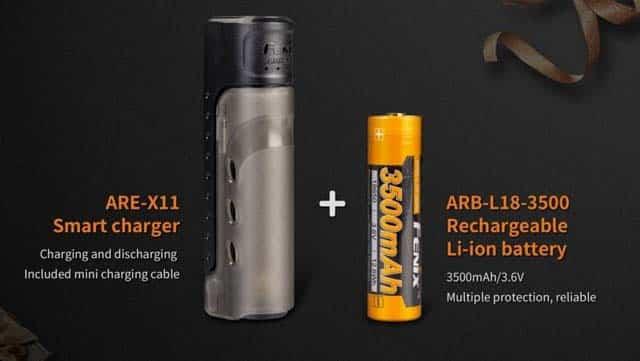 fenix charger