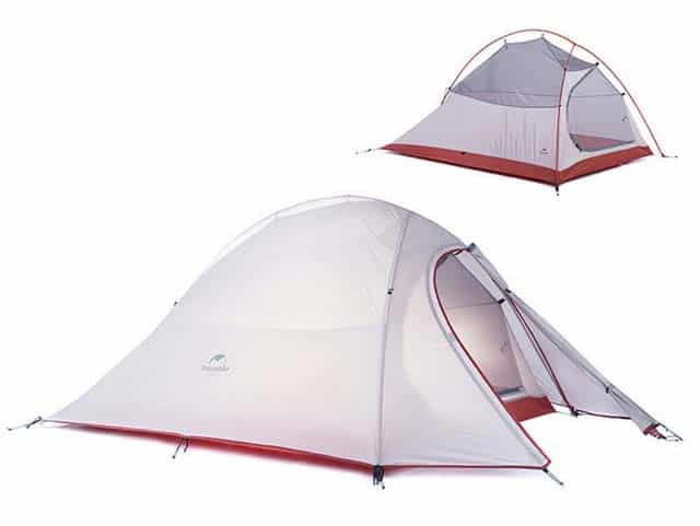 nature hike cloud up 2 ultralight tent