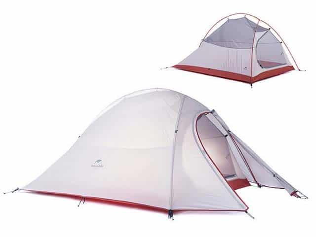 nature hike cloud up 2 ultralight tent