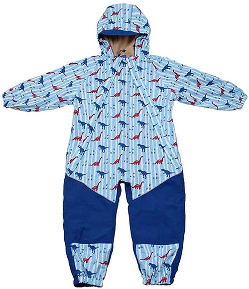 Jan and Jul toddler rain suit
