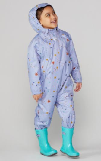 REI toddler rain suit