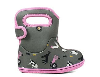 baby bogs waterproof boots for babies and toddlers