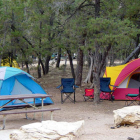 campground camping checklist for families