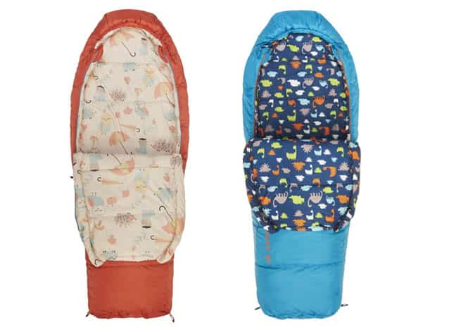 Kelty Woobie toddler sleeping bag