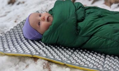 best sleeping bags for babies