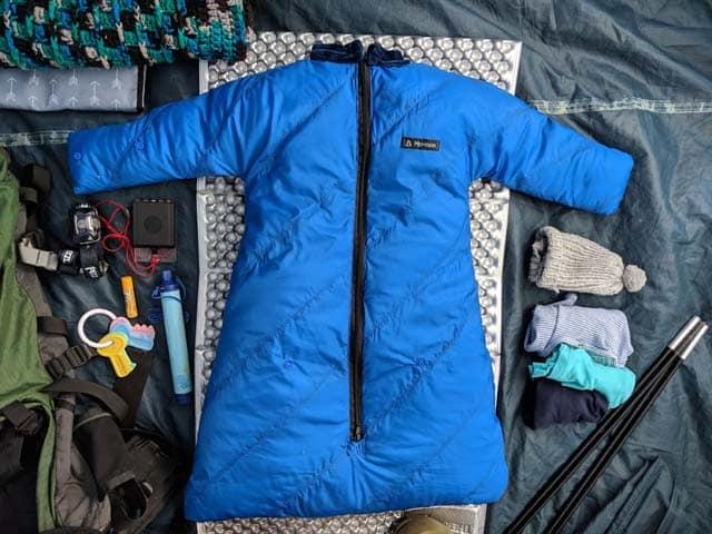 Morrison sleeping bag