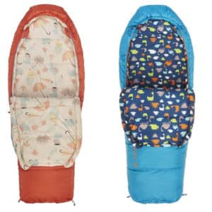 Kelty woobie toddler sleeping bag for campig