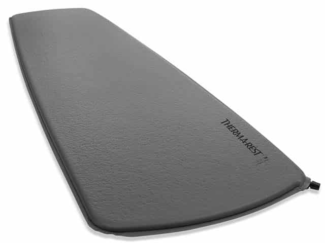 therm-a-rest scout sleeping pad