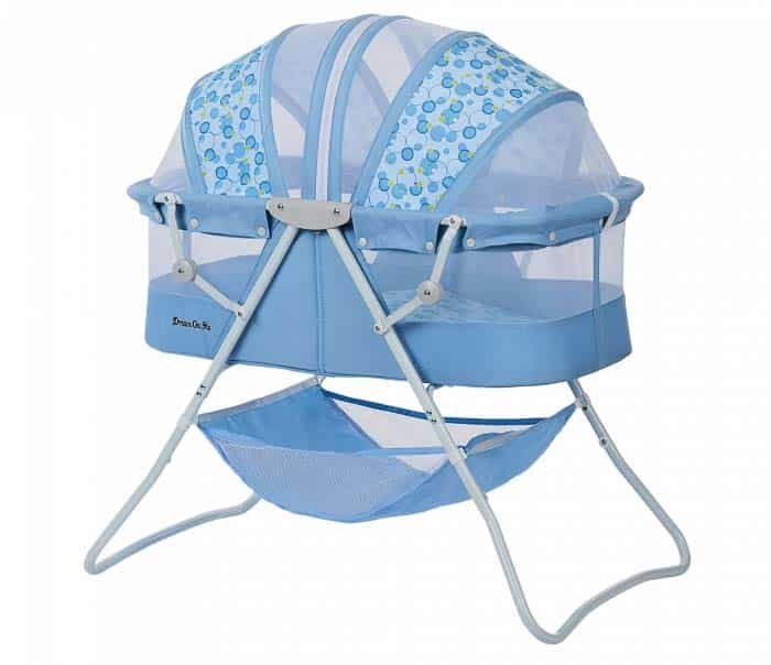 Dreamonme Karley camping bassinet
