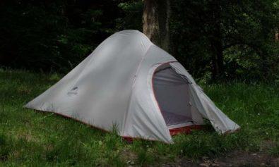 ultralight tent naturehike cloudup 2 review