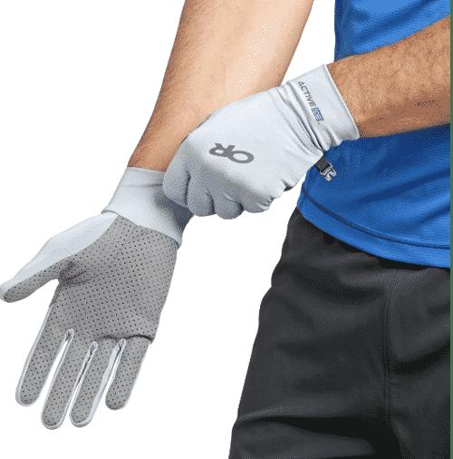 Outdoor Research Chroma full finger sun gloves