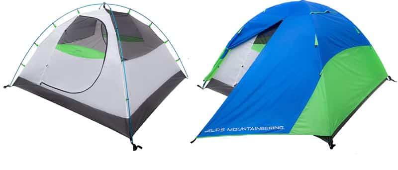 alps 4 person tent