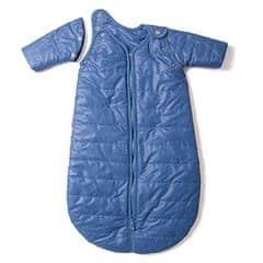 Babydeedee sleeping bag with removable sleeves