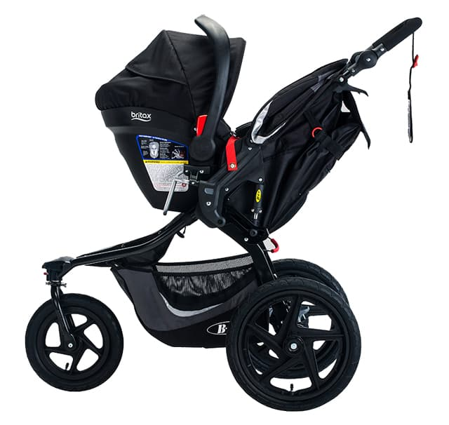bob revolution flex 3.0 stroller with car seat