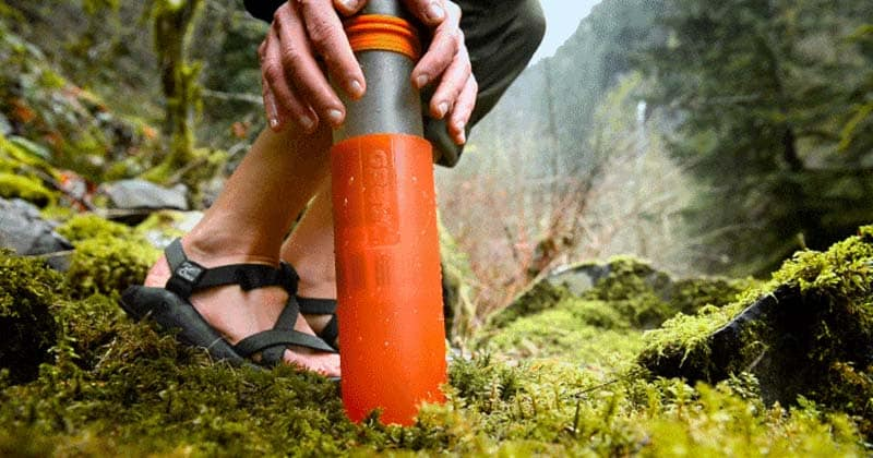 LifeStraw water filter alternatives