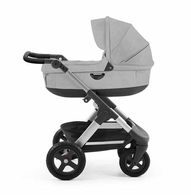 stokke trailz bassinet
