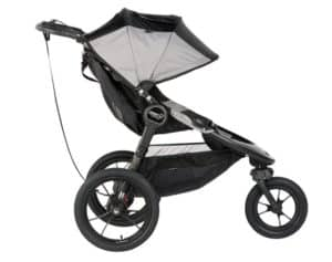 Baby Jogger Summit X3 all terrain stroller