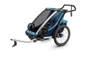 thule chariot bike trailer