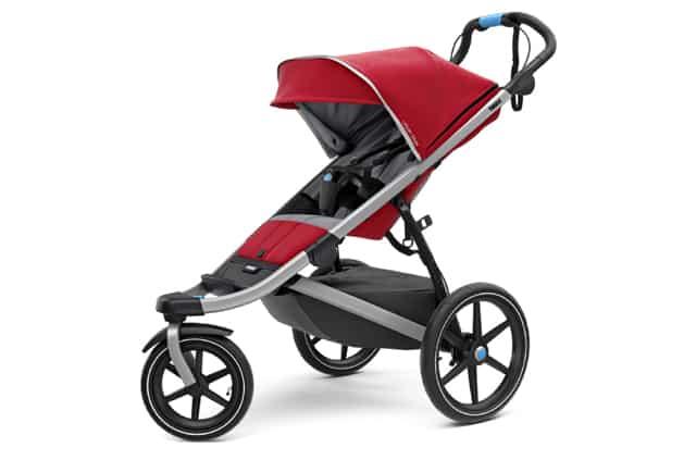 thule urban glide 2.0 all terrain stroller