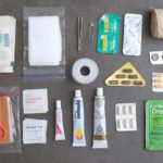backpacking first aid kit checklist