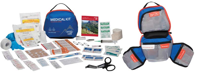 adventure medical kits backpacker first aid kit