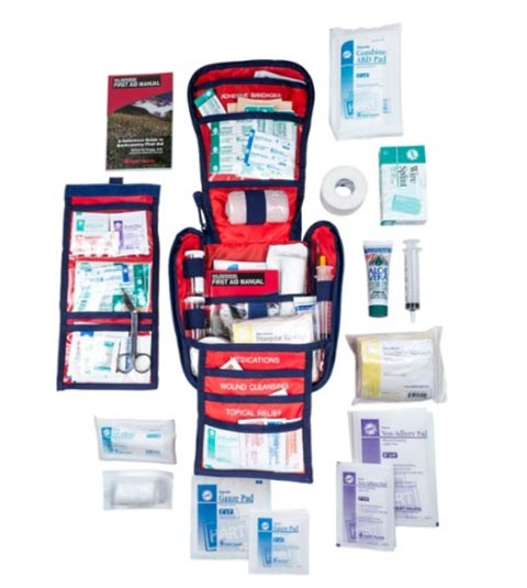 HART Health Extended First Aid Kit