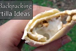 backpacking tortilla ideas