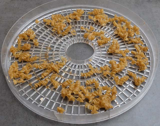 dehydrated pasta for backpacking