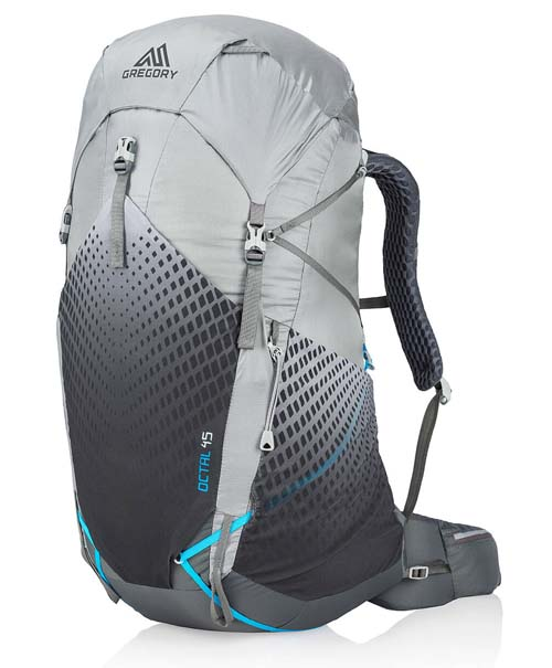 gregory octal 45 womens pack