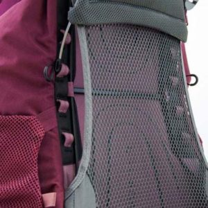 osprey renn 50 women's pack back panel