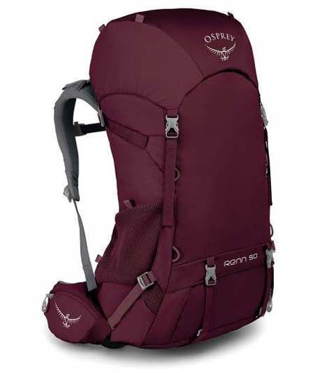 osprey renn 50 women's pack