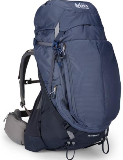 rei traverse women's pack