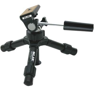 Slik Mini lightweight tripod
