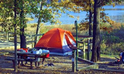 camping covid 19