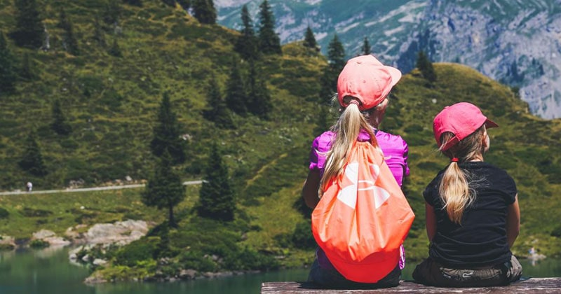 save money on kids backpacking gear
