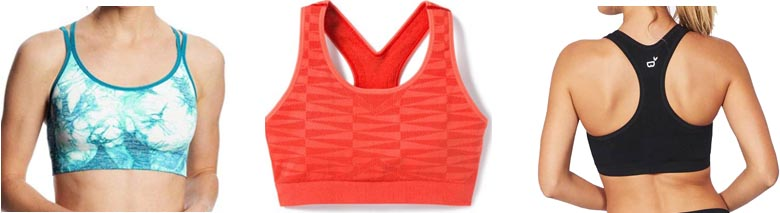 best backpacking bras for medium busts