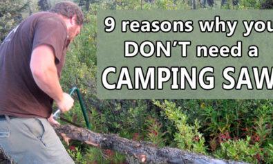 camping saw