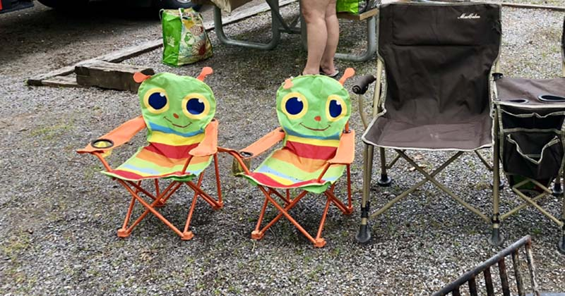 best camping chairs for toddlers