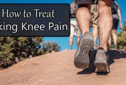 hiking knee pain