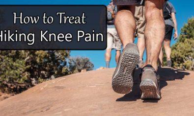 hiking knee pain