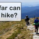 how far can kids hike