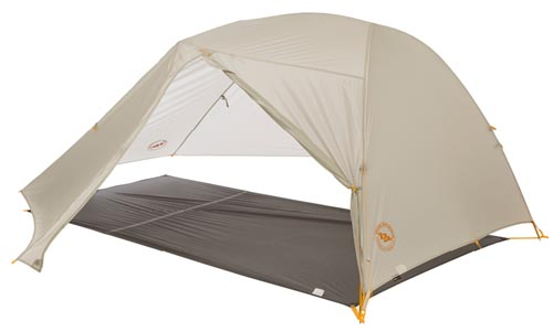 big agnes tiger wall UL2 fly only pitch