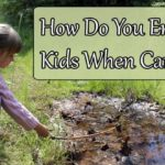how to entertain your kids when camping