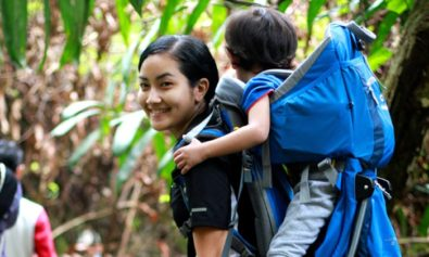 best hiking carriers for petite women