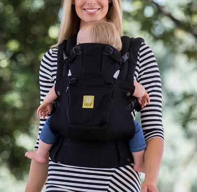 lillebaby complete airflow for hiking