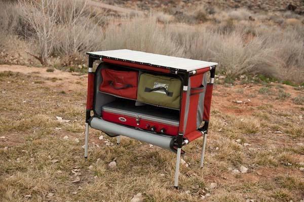 Camp Chef Serpa kitchen box