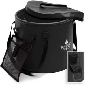 Friendly Swede collapsible camp bucket